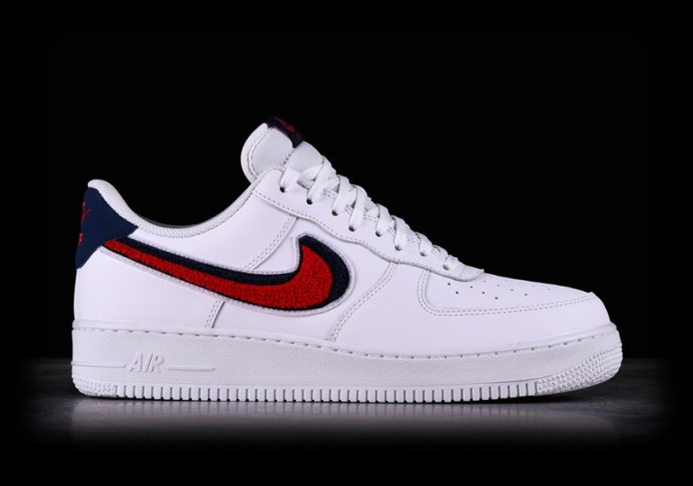 info for 7c0c3 acafd NIKE AIR FORCE 1 '07 LV8 CHENILLE SWOOSH por €109,00 | Basketzone.net