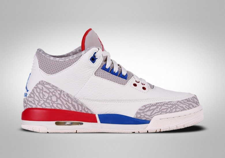 NIKE AIR JORDAN 3 RETRO (GS) CHARITY GAME
