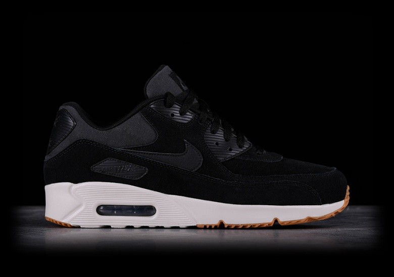 pretty nice c4519 2a163 NIKE AIR MAX 90 ULTRA 2.0 LTR BLACK