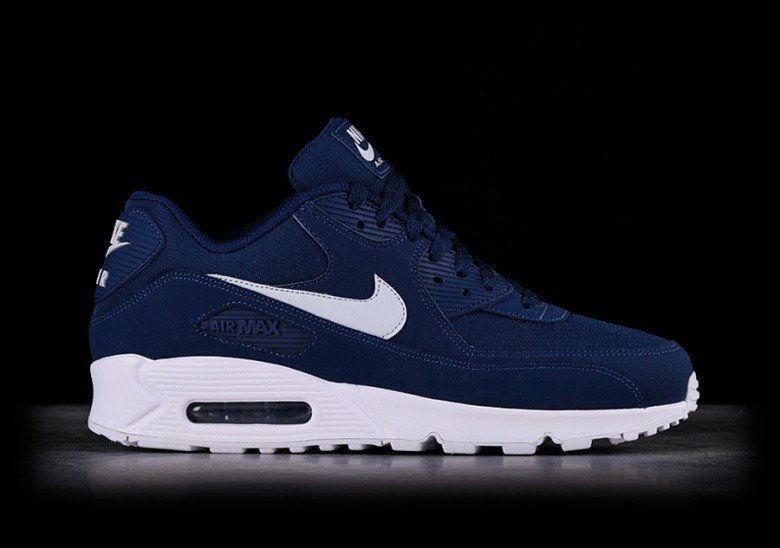 stable quality sneakers dirt cheap NIKE AIR MAX 90 ESSENTIAL BLUE VOID pour €127,50 | Basketzone.net