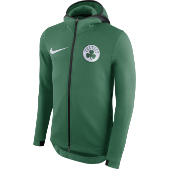 NIKE NBA BOSTON CELTICS THERMAFLEX SHOWTIME HOODIE