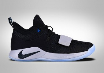 NIKE PG 2.5 BLACK PHOTO BLUE