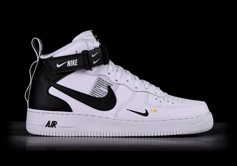 2ddaae4fe06 NIKE AIR FORCE 1 MID  07 LV8 UTILITY WHITE por €117