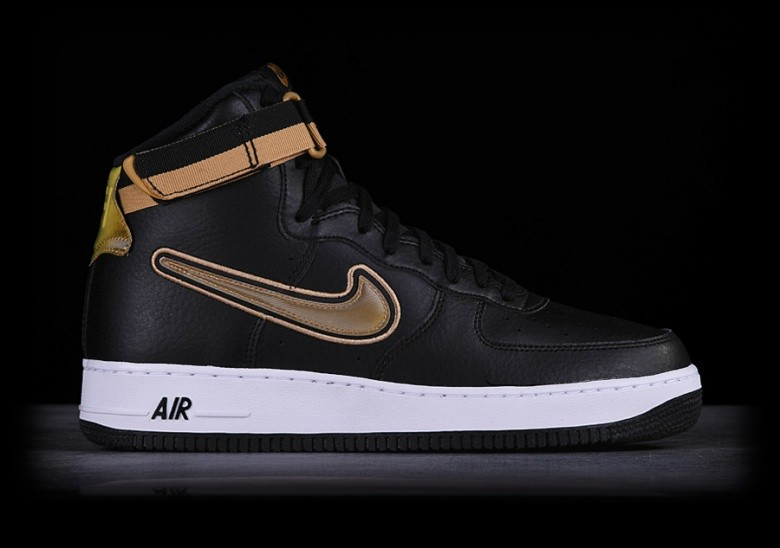 san francisco 78851 29ced NIKE AIR FORCE 1 HIGH  07 LV8 NBA SPORT PACK