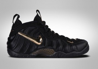 separation shoes be388 80e56 BASKETBALL SHOES. NIKE AIR FOAMPOSITE PRO GOLD PENNY HARDAWAY