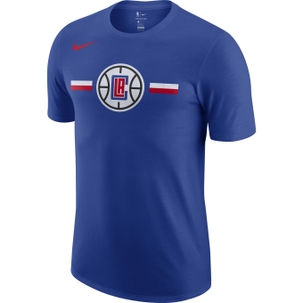 NIKE NBA LOS ANGELES CLIPPERS LOGO DRY TEE