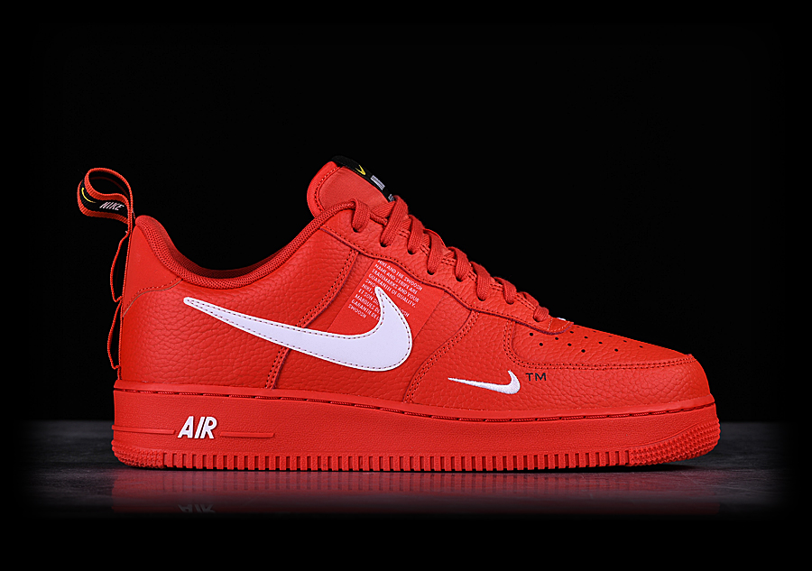 size 40 24de6 3e2e7 NIKE AIR FORCE 1  07 LV8 UTILITY TEAM ORANGE per €109,00   Basketzone.net