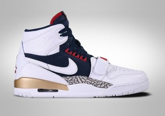 promo code f4429 644f4 CHAUSSURES DE BASKET. NIKE AIR JORDAN LEGACY 312 OLYMPIC DREAM TEAM