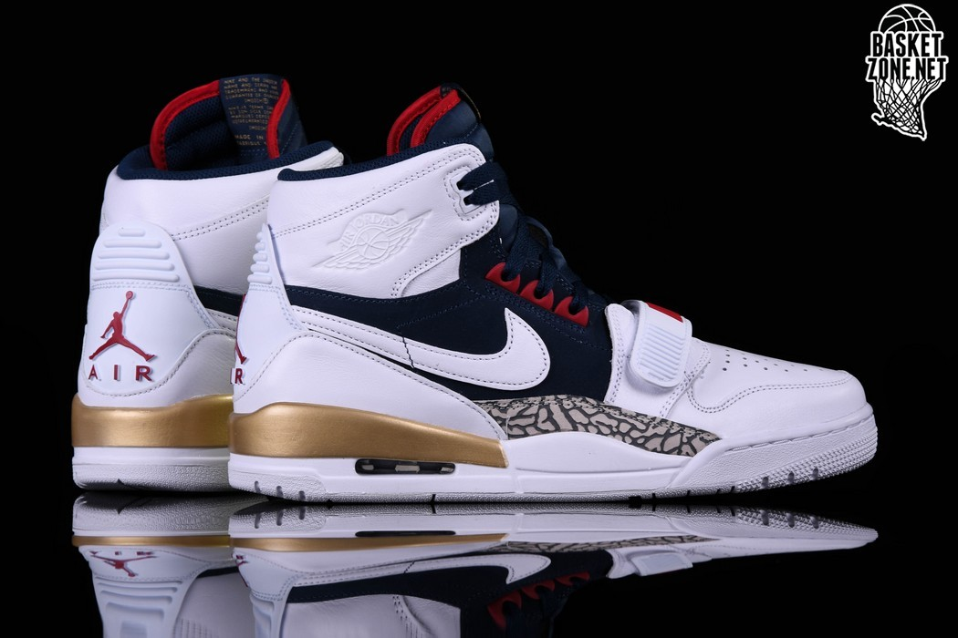 NIKE AIR JORDAN LEGACY 312 OLYMPIC DREAM TEAM per €149,00