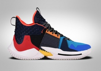 NIKE AIR JORDAN WHY NOT ZER0.2 FUTURE HISTORY R. WESTBROOK