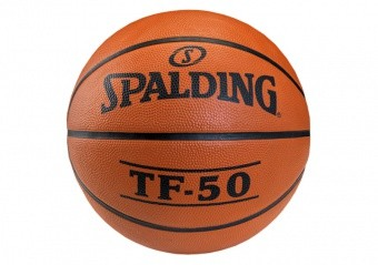 SPALDING TF-50 OUTDOOR (SIZE 6) ORANGE
