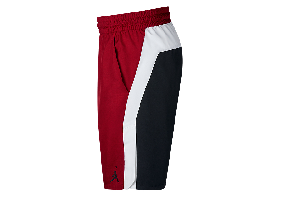 bc647aa83fca5a NIKE AIR JORDAN 23 ALPHA DRY GRAPHIC SHORTS GYM RED price €42.50 ...