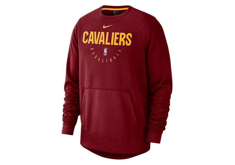 95eae641c0e4 NIKE NBA CLEVELAND CAVALIERS SPOTLIGHT CREW HOODIE TEAM RED price ...