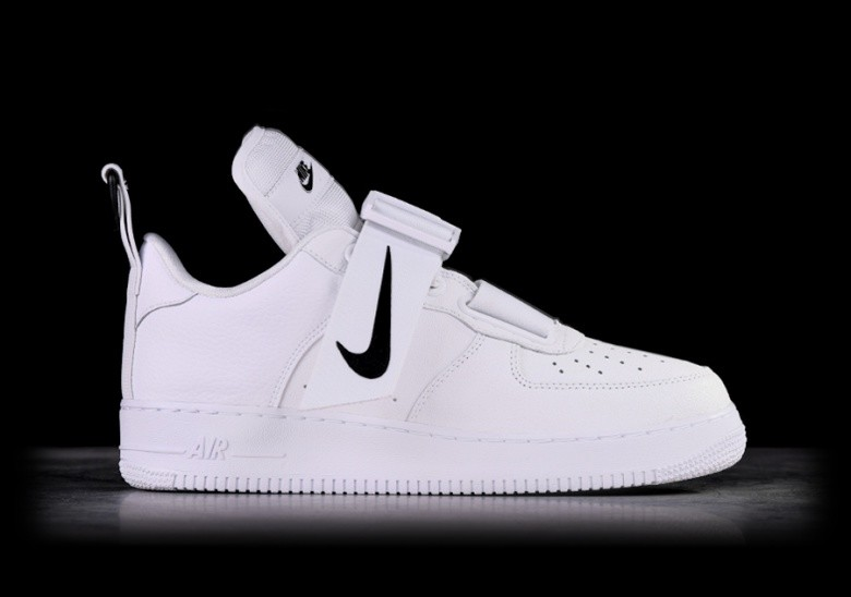 sports shoes 735cc 881be NIKE AIR FORCE 1 UTILITY WHITE