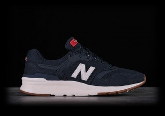 NEW BALANCE 997H ECLIPSE WITH TEAM RED
