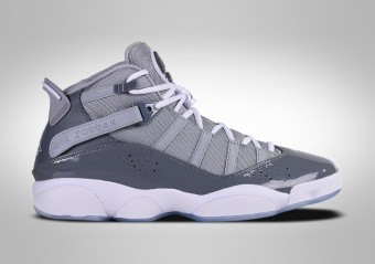 various colors 7d512 f42e3 CHAUSSURES DE BASKET. NIKE AIR JORDAN 6 RINGS COOL GREY