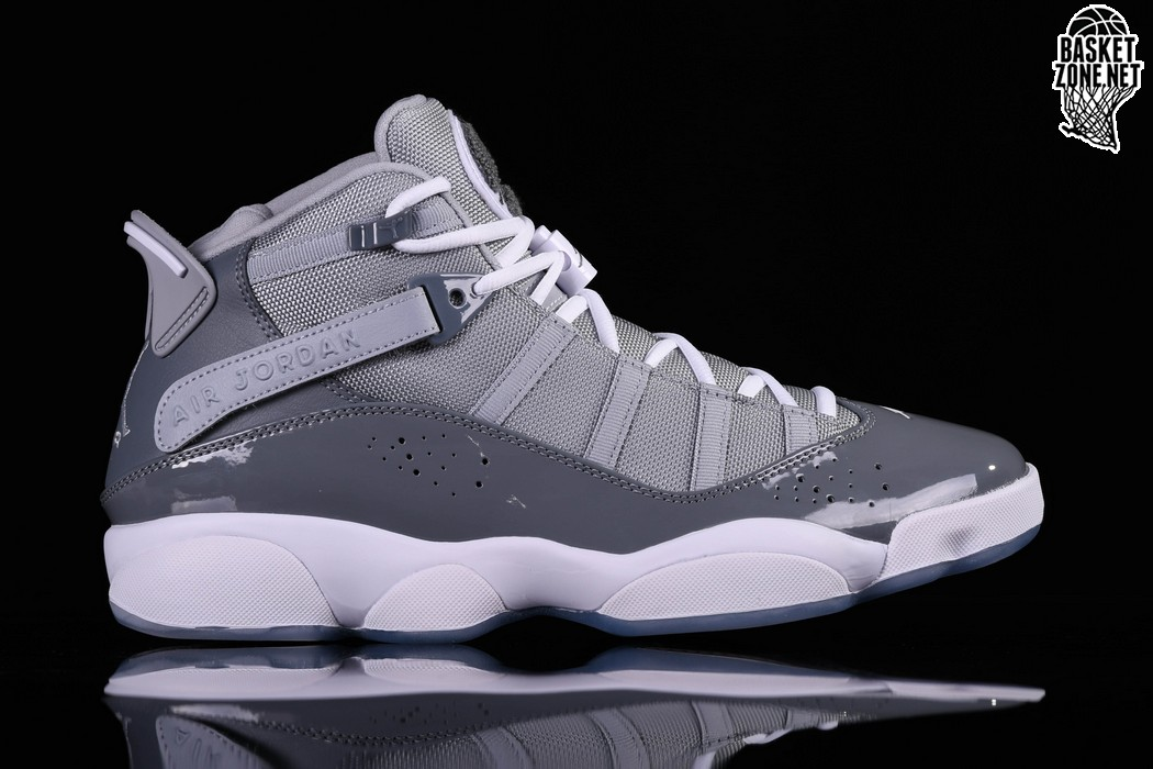 ce4b4104b2b778 NIKE AIR JORDAN 6 RINGS COOL GREY price €139.00