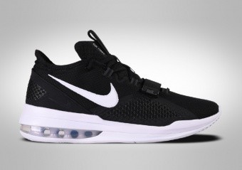 NIKE AIR FORCE MAX LOW BLACK WHITE
