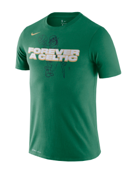 NIKE NBA BOSTON CELTICS DRI-FIT TEE MANTRA