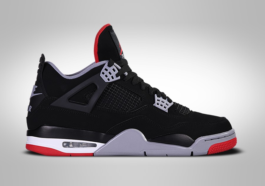 Detailed Looks at the Air Jordan 4