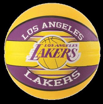 SPALDING NBA TEAM L.A LAKERS 7