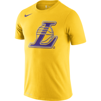 NIKE NBA LOS ANGELES LAKERS LOGO TEE