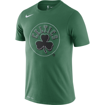 NIKE NBA BOSTON CELTICS LOGO DRI-FIT TEE