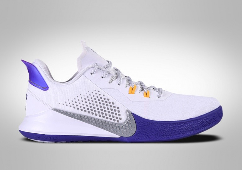 NIKE KOBE MAMBA FURY LAKERS HOME