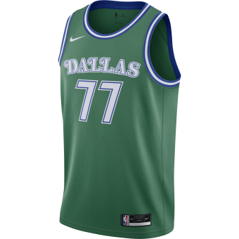 NIKE NBA DALLAS MAVERICKS CLASSIC EDITION SWINGMAN JERSEY