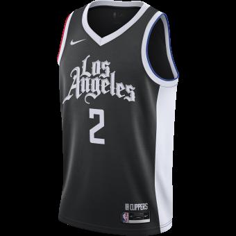 NIKE NBA LOS ANGELES CLIPPERS CITY EDITION SWINGMAN JERSEY