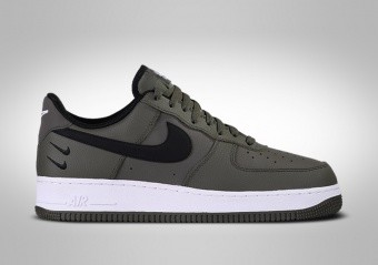 NIKE AIR FORCE 1 LOW '07 DOUBLE SWOSH OLIVE