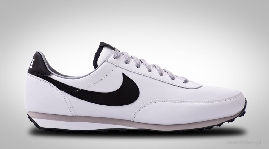 NIKE RETRO ELITE RUNNER WHITE LEATHER