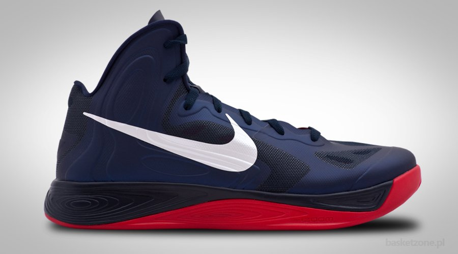 NIKE ZOOM HYPERFUSE 2012 OLYMPIC USA AWAY