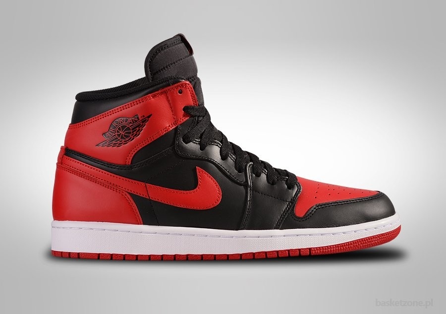 4e677829aff8 NIKE AIR JORDAN 1 RETRO HIGH OG BRED BANNED price €345.00 ...