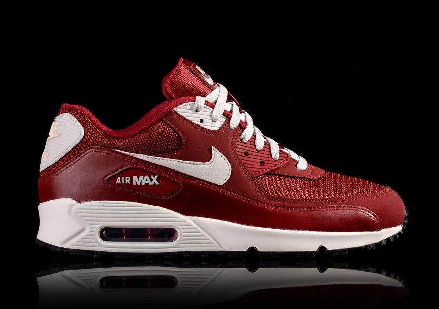 air max 90 essential team red
