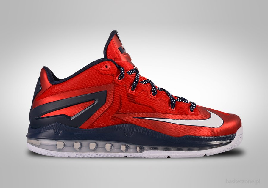 huge selection of 58f14 574ac NIKE LEBRON XI LOW INDEPENDENCE DAY per €127,50   Basketzone.net