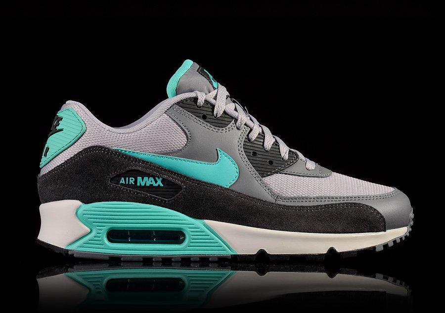 nike air max 90 essential wolf grey