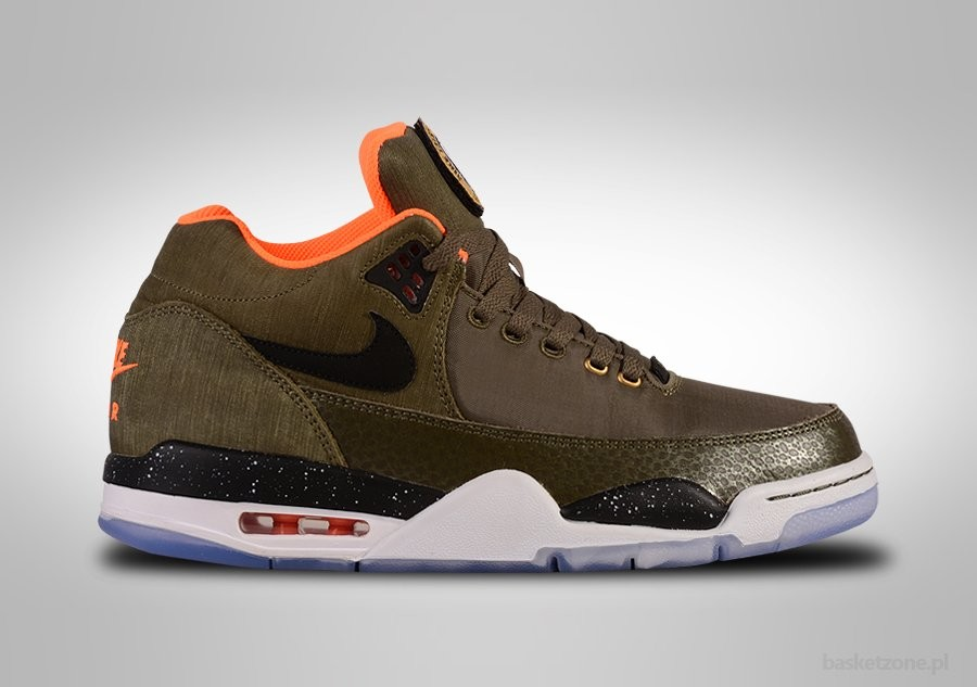 NIKE FLIGHT SQUAD PRM QS MEDIUM OLIVE