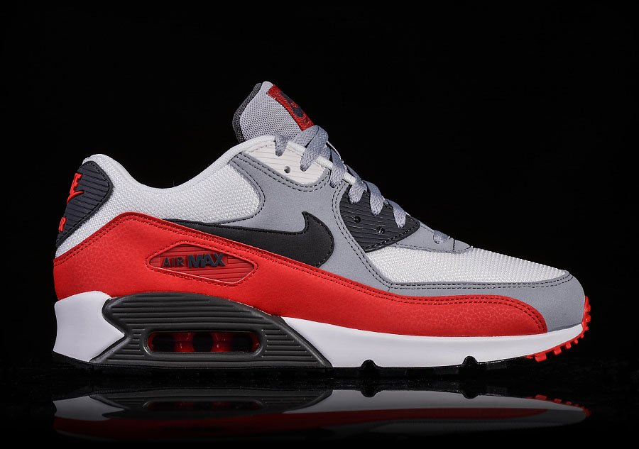 online store 08ae3 47842 ... greece nike air max 90 essential challenge red per 10500 basketzone  a6f59 4f9a8