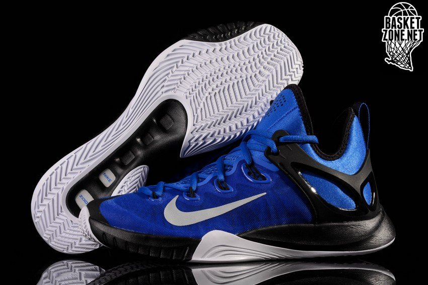 ef2271bc3f2e ... NIKE ZOOM HYPERREV 2015 GAME ROYAL BLUE DEMARCUS COUSINS look good  shoes sale b8869 d0215 ...