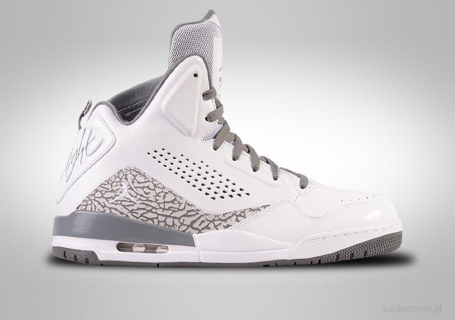 Nike Air Jordan Bianche