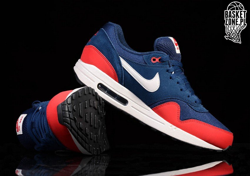 ca06d5a7a7b ... best nike air max 1 essential midnight navy university red 54061 892c3