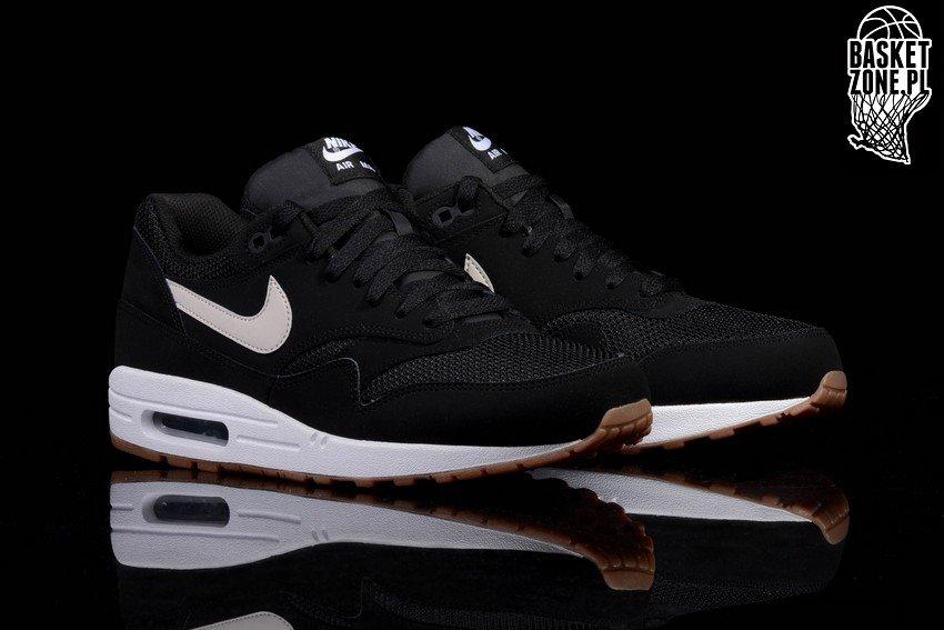 Nike Nike Air Max 1 Essential Sneaker Black Light Bone Gum