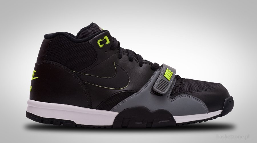NIKE AIR HIGH TRAINER 1 ACIDIC BLACK